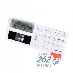 Eko Kalkulator na wdodę z zegarkiem