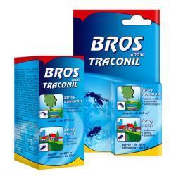 BROS Traconil 400 SC 50 ml likwiduję larwy komarów i much