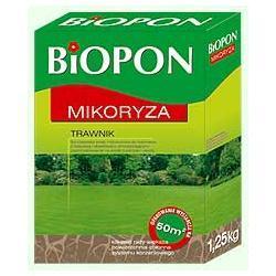 BIOPON mikoryza do trawnika 1,25 kg