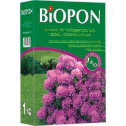 BIOPON nawóz do rododendronów, azalii i różaneczników 1kg
