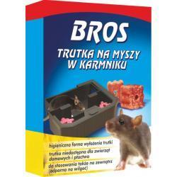 BROS karmnik z trutką na myszy