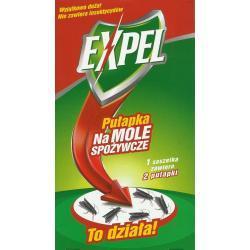 EXPEL Pułapka na mole spożywcze 2 szt.