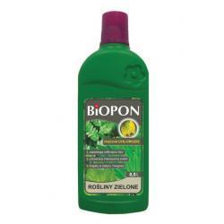BIOPON do roślin zielonych przeciw chlorozie 0,5 L