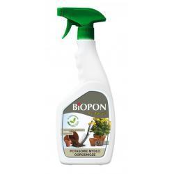 BIOPON potasowe mydło ogrodnicze roztwór gotowy do użycia 0,5 L