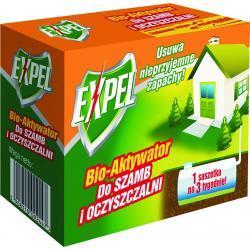 Expel - Bio-Aktywator do szamb i oczyszczalni 4 x 25 g