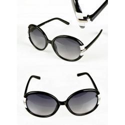 Okulary przeciwsłoneczne Ala czarne