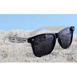 Okulary typu wayfarer przeciwsłoneczne Hustler