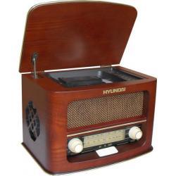 HYUNDAI  RETRO RC 606+RADIO+CD+MP3+WMA