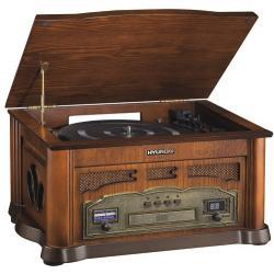 GRAMOFON RETRO HYUNDAI CD.RADIO FM ,LCD, POZNAŃ