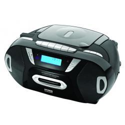 BOOMBOX HYUNDAI TRC110 RADIO,MP3,WMA,LCD,PILOT,CD