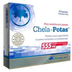 CHELA POTAS 555mg 30kaps