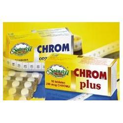 CHROM PLUS 200mcg 100tabl - sposób na smukłą sylwetkę