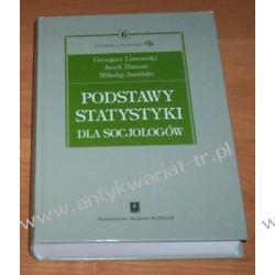 Podstawy statystyki dla socjologów, Płyta CD, G. Lissowski, J. Haman, M. Jasiński