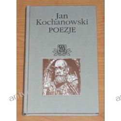 Poezje, Jan Kochanowski, opracował i wstępem poprzedził Janusz Pelc