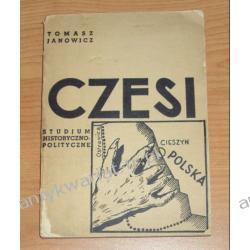 Czesi. Studium historyczno-polityczne Historia Polski