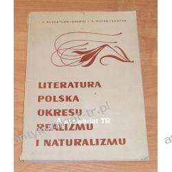 Literatura polska okresu realizmu i naturalizmu, Janina Kulczycka- Saloni, Alina Nofer-Ładyka