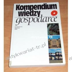 Kompendium wiedzy o gospodarce, red. Edward Cyrson