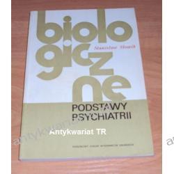 Biologiczne podstawy psychiatrii, Stanisław Słowik
