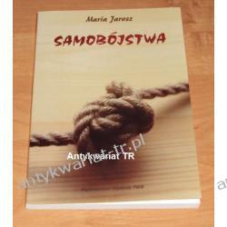 Samobójstwa, Maria Jarosz