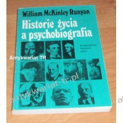 Historie życia a psychobiografia, William McKinley Runyan