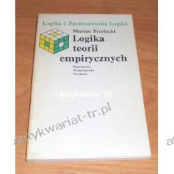 Logika teorii empirycznych, Marian Przełęcki