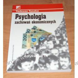 Psychologia zachowań ekonomicznych, Tadeusz Tyszka