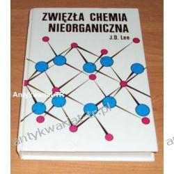 Zwięzła chemia nieorganiczna, J. D. Lee Chemia nieorganiczna