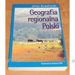 Geografia regionalna Polski, Jerzy Kondracki