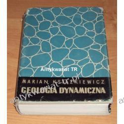 Geologia dynamiczna, Marian Książkiewicz Geografia, geologia, turystyka