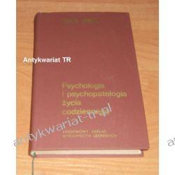 Psychologia i psychopatologia życia codziennego, Marek Jarosz