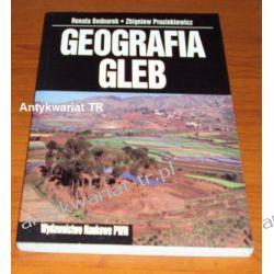 Renata Bednarek, Zbigniew Prusinkiewicz, Geografia gleb Geografia, geologia, turystyka