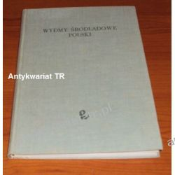 Wydmy śródlądowe Polski, część 1, pod red. Rajmunda Galona Geografia, geologia, turystyka