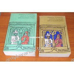 Zarys filozofii średniowiecznej tom 1-2, Zdzisław Kuksewicz Filozofia, historia filozofii