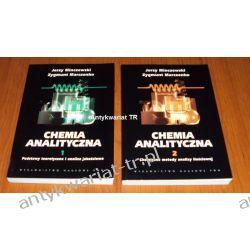 Chemia analityczna t. 1 i 2, Jerzy Winczewski, Zygmunt Marczenko