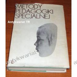 Metody pedagogiki specjalnej, red. Norris Haring, Richard Schiefelbusch Pedagogika, resocjalizacja