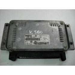 KOMPUTER BOSCH PEUGEOT 206 1.4 0261206213 MP7.302