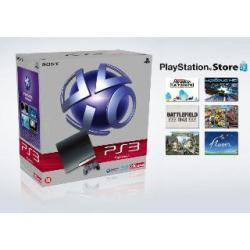 Konsola Sony PlayStation 3 250GB + PSN Voucher 6 Gier