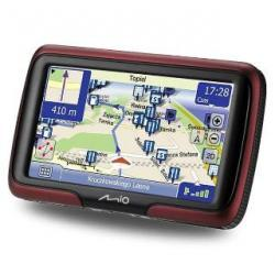 "Zestaw GPS MIO Moov M400 4,3"" CEU"