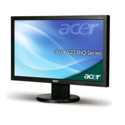 "Monitor LCD 21,5"" ACER V223HQBB, wide 16:9 Full HD, czarny"