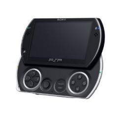 Konsola Sony PSP GO Black