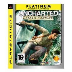 Konsola Sony PlayStation 3 250GB +Uncharted PLATINUM