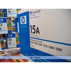 TONER HP C7115A 15a F-VAT 1200 3380 1005 1000 15a