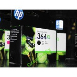 HP 364XL 364 ORYGINAŁ C5380 C6380 D5460 B8550