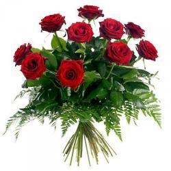 Bukiet Róż - średni