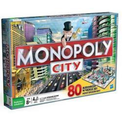 GRA MONOPOLY CITY 01790 HASBRO