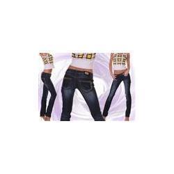 Spodnie jeans SABINA