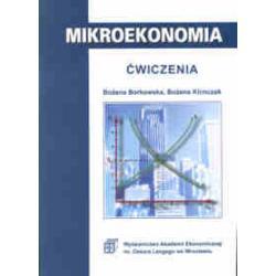 Mikroekonomia  ćwiczenia Borkowska Klimczak