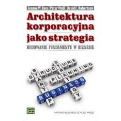 Architektura korporacyjna jako strategia Ross