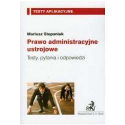 2 Testy Aplikacyjne Prawo administracyjne ustrojow