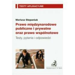 2 Testy Aplikacyjne  Prawo międzynarodowe publicz